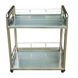 华县专业焊接厨房不锈钢小推车价格是多少【价格电议】