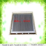 22176986低价促销英格索兰黑色铝材质散热器油冷却器空气冷却器