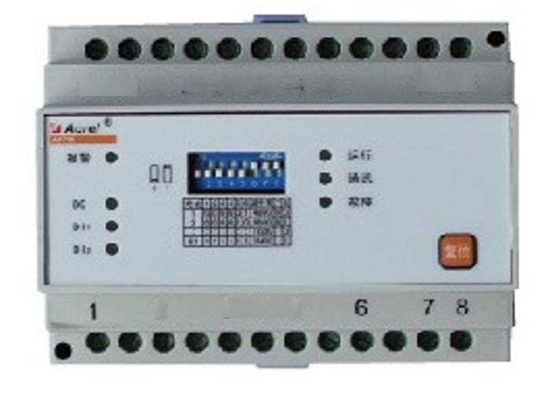 安科瑞电气股份AFPM3-AVI消防电源设备三相电源电流电压监控模块