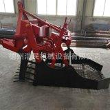 藥材收穫機生產 黨蔘丹蔘收穫機 後置藥材專用收穫機