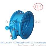 浙江華華HH47X蝶式緩衝止回閥安全可靠