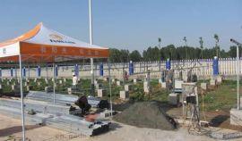 浚县燃气锅炉太阳能预加热工程