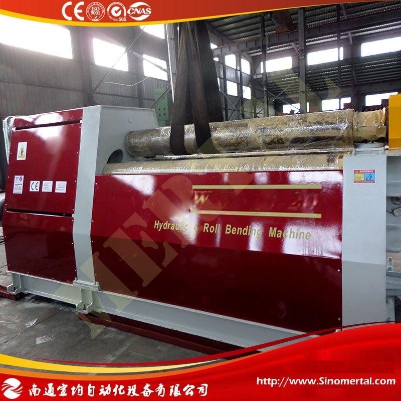 高精度卷板机 数控四辊卷板机 卷板机生产厂家