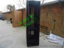 机房网络路由器2米APC服务器机柜42u黑色弱电