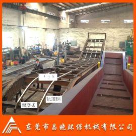 东莞昌晓机械厂家供应重型链条输送带 扣板式输送带