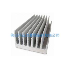 散热器铝型材挤压定制,异形工业铝合金挤压加工厂家