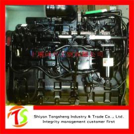 康明斯柴油机4BTAA3.9-C80  国三