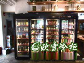 深圳大超市用的饮料展示柜是什么牌子的多