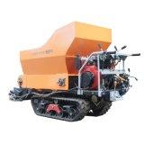履帶柴油液壓驅動復合肥撒肥器