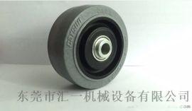 廠家直銷  中型3寸導電輪 一體精密軸承