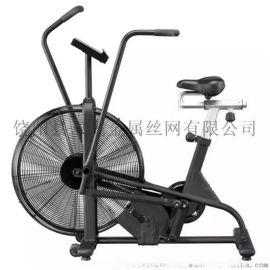 风阻单车保护罩 健身器械防护网 运动单车金属网
