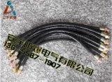不鏽鋼網防爆撓性管BNG25-700-G1一內一外