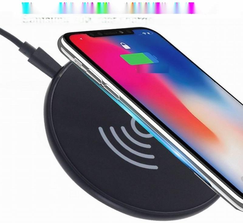 手機無線充電器qi無線充支持7.5W蘋果三星10W