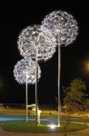 蒲公英灯led造型灯户外景观灯插地灯梦幻灯光节