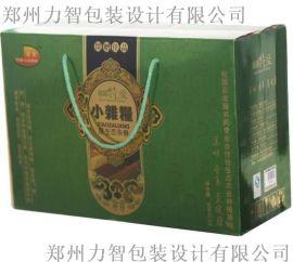 山西平遥牛**皮礼品箱设计 印刷制作礼品盒