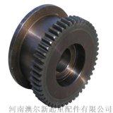 廠家直銷 45號鋼 LD單樑行車輪