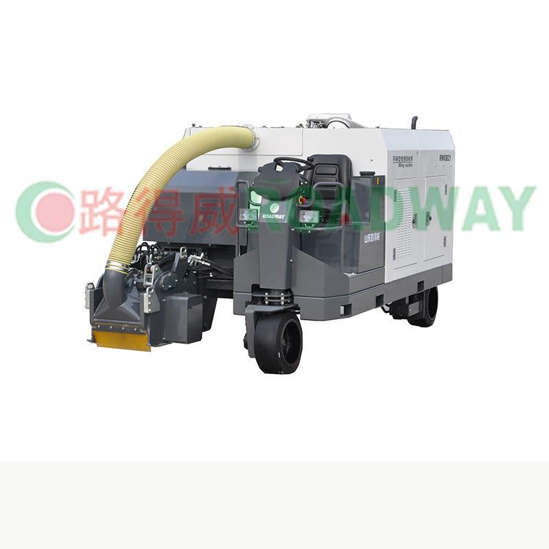 铣槽机 路得威RWXB21环保铣刨回收车 铣刨机规格型号铣刨机规格型号