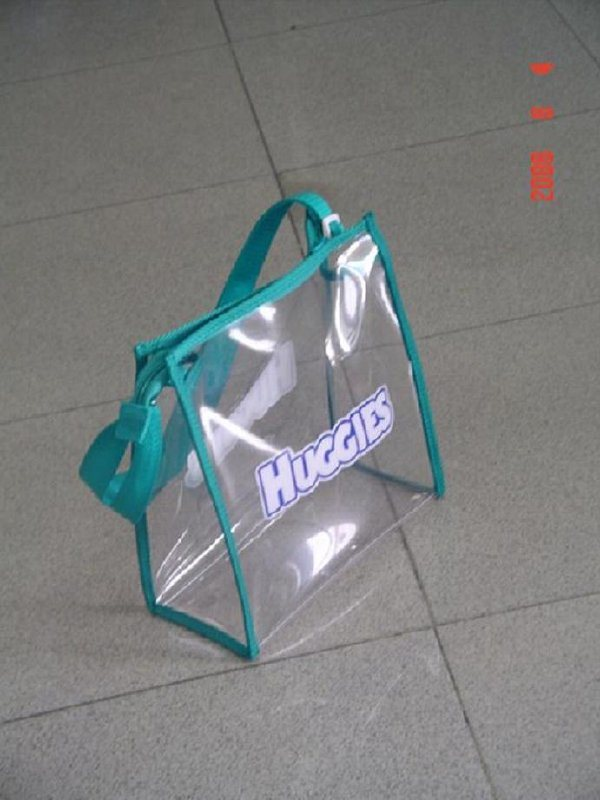 PVC电压袋,PVC胶袋,拉链袋