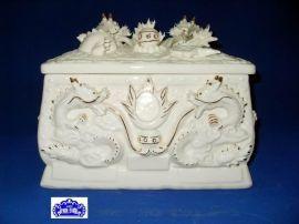 陶瓷骨灰盒(HD689)