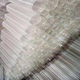 纺织机械塑料通风管木工机械通风管PVC吸尘管