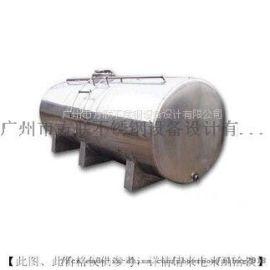 卧式保温储运罐/304不锈钢储运容器/不锈钢储罐