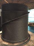 6*36WS+FC耐磨钢丝绳 起重吊装绳 吊车专用