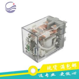HH62P功率中间继电器2组JH1304触点24V