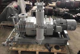 无油干式螺杆真空泵70/390/550/800/变螺距/溶剂回收/整机防爆