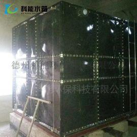 人防搪瓷钢板储油箱 装配式搪瓷水箱