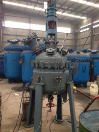 200升电加热搪瓷反应釜耐高温耐腐蚀搪玻璃反应罐
