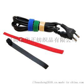 魔术贴扎带 10*100MM直条扎带 数据线整理带