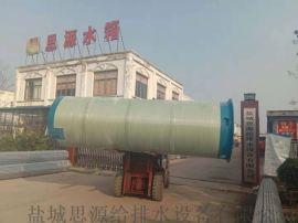 关于一体化污水提升泵站采用提栏式格栅