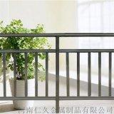 小区铸铁铁艺园林隔离防护锌钢围墙护栏定制