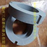 陶瓷绿碳化硅带槽修整环立方碳化硼研磨盘开刃修正砂轮