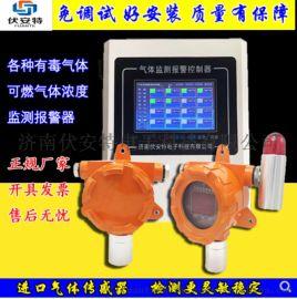 工业有毒气体报警器,高稳定性检测更灵敏