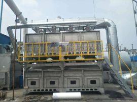 催化燃烧装置工作原理及组成嘉特纬德新产品