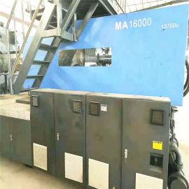 转让海天伺服原装节能注塑机二手MA1600吨卧式注塑机
