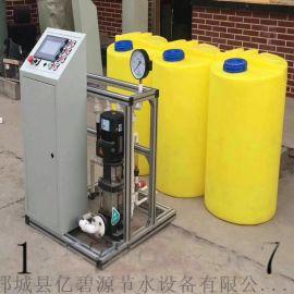 四川农业大棚全自动定时  肥水一体化施肥机