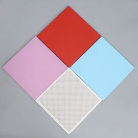各种颜色铝扣板厂家直销300X300工程铝扣板