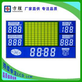 运动器材跑步机LCD液晶显示屏