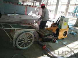 农村建房用  小型混凝土输送泵厂家哪里有