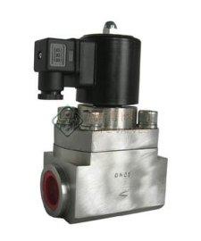 高压不锈钢电磁阀(HOPE96)