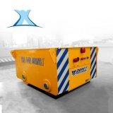 蓄電池供電電動平板車100t載重防爆軌道直行電瓶車物料搬運設備
