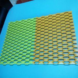 菱形鋁板網 裝飾鋁板網 高品質鋁板網