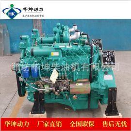 供应潍坊潍坊6113AZLD柴油机水冷电启动165千瓦柴油发动机直销