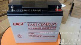 EAST易事特NP17-12 12V17AH 直流屏UPS/EPS电源 铅酸蓄电池