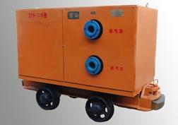 矿用移动式瓦斯抽放泵站(ZWY80/132-G)