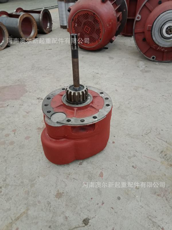 電動葫蘆配件 3T電動葫蘆變速箱 齒輪減速器