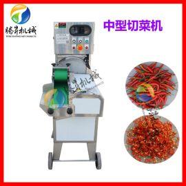 中型叶菜切菜机 不锈钢莲藕切片机 海茸切丝机