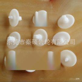 M0.5*42T*18L 塑胶玩具齿轮耐磨损低噪音低电流价格优厂家直销